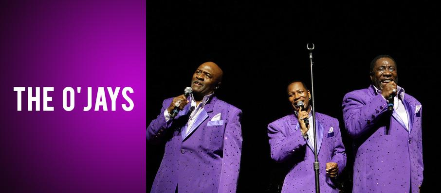 The O'jays at North Charleston Performing Arts Center