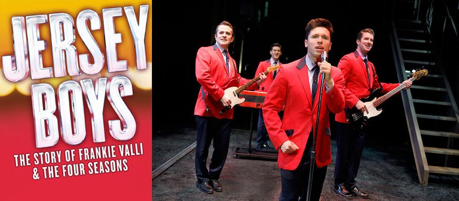 Jersey Boys at North Charleston Performing Arts Center