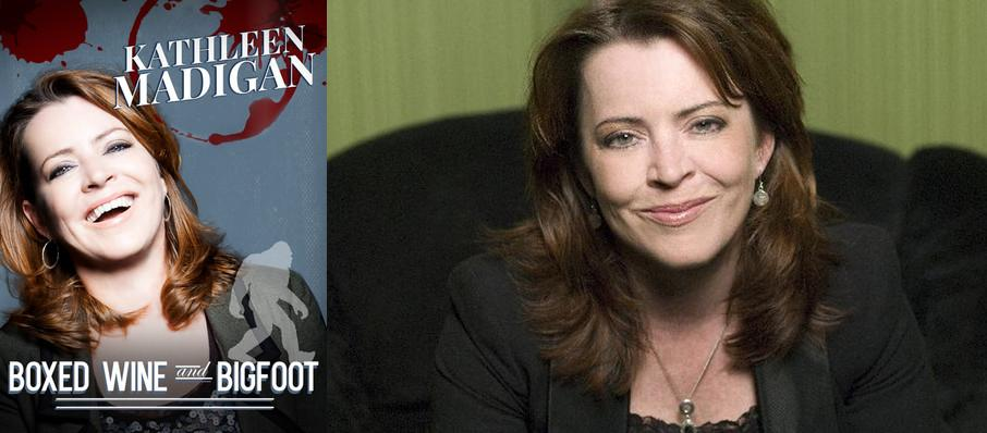 Kathleen Madigan at Charleston Music Hall