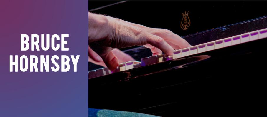 Bruce Hornsby And The Noisemakers at Charleston Music Hall