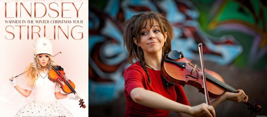 Lindsey Stirling at North Charleston Performing Arts Center