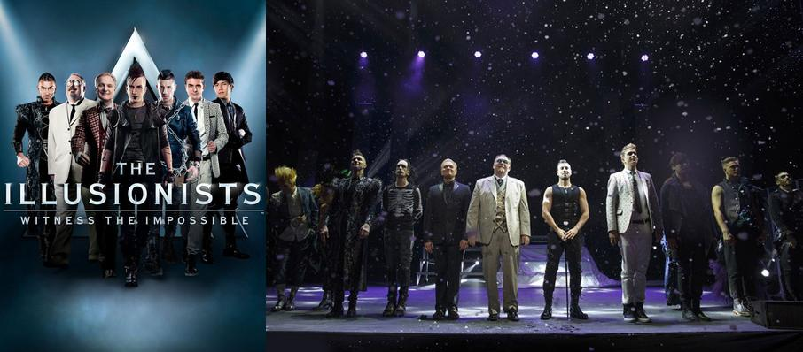 The Illusionists at North Charleston Performing Arts Center