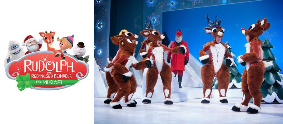 Rudolph the Red-Nosed Reindeer at North Charleston Performing Arts Center