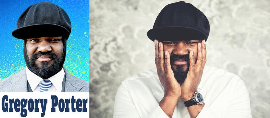Gregory Porter at North Charleston Performing Arts Center