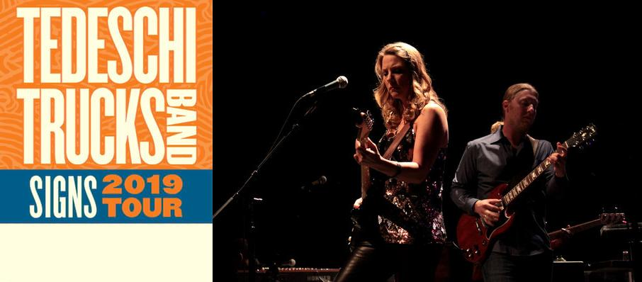 Tedeschi Trucks Band at Volvo Cars Stadium
