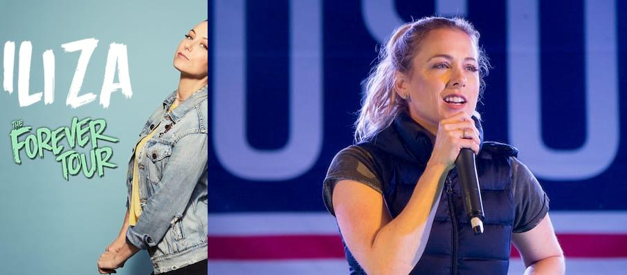 Iliza Shlesinger at North Charleston Performing Arts Center