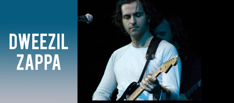 Dweezil Zappa at Charleston Music Hall