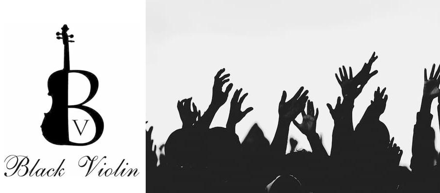 Black Violin at Gaillard Center