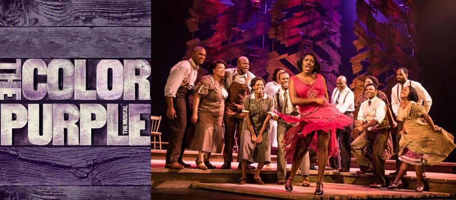 The Color Purple at North Charleston Performing Arts Center