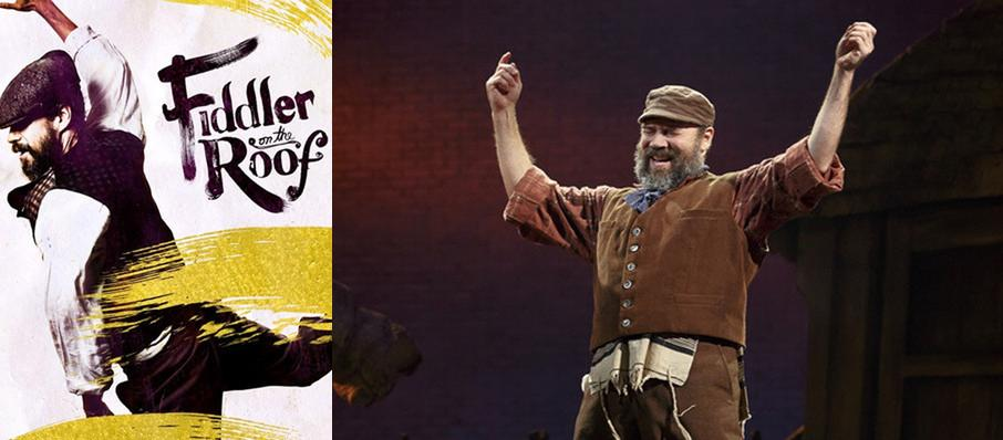 Fiddler on the Roof at North Charleston Performing Arts Center