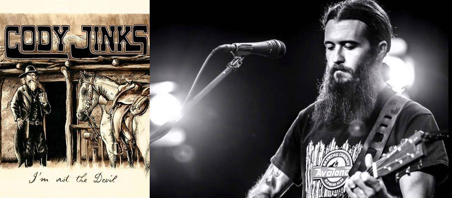 Cody Jinks at North Charleston Performing Arts Center