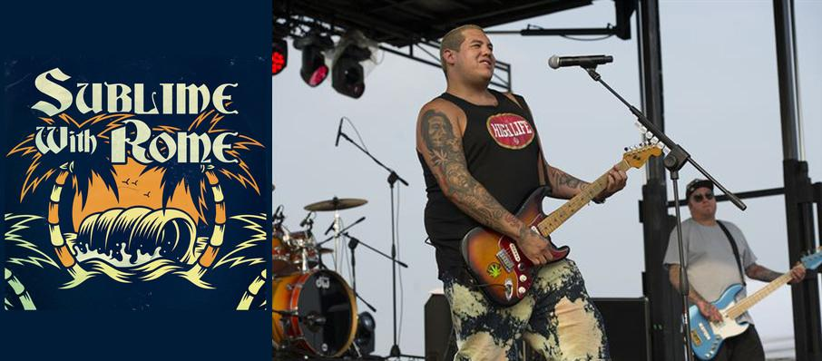 Sublime with Rome at Volvo Cars Stadium