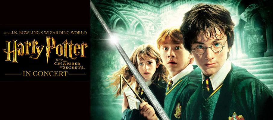Film Concert Series - Harry Potter and The Chamber of Secrets at Charleston Music Hall