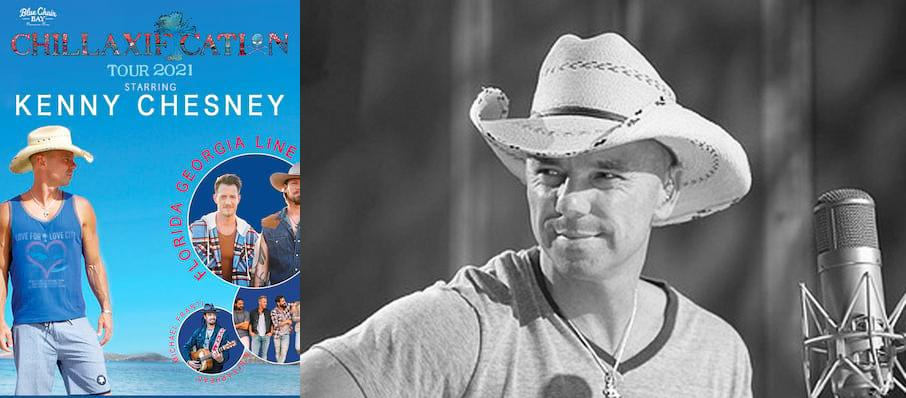 Kenny Chesney at Volvo Cars Stadium