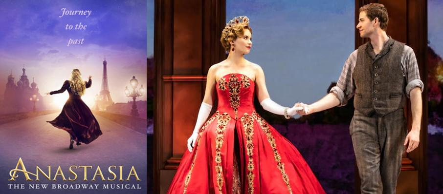 Anastasia at North Charleston Performing Arts Center
