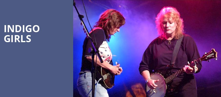 Indigo Girls, Charleston Music Hall, North Charleston