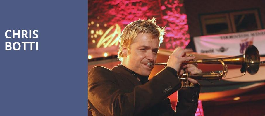 Chris Botti, Charleston Music Hall, North Charleston