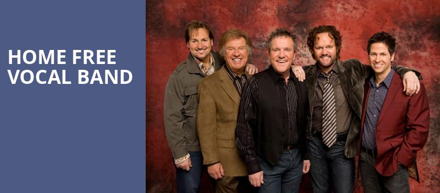 Home Free Vocal Band, Charleston Music Hall, North Charleston