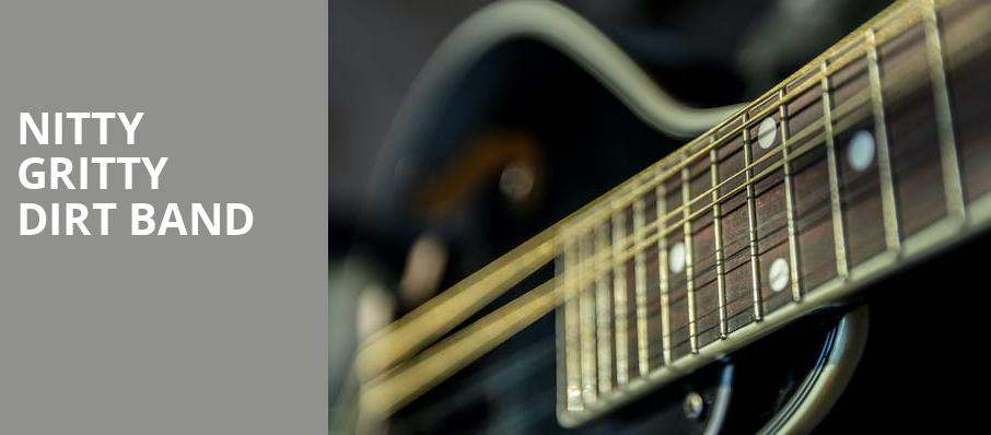Nitty Gritty Dirt Band, Charleston Music Hall, North Charleston