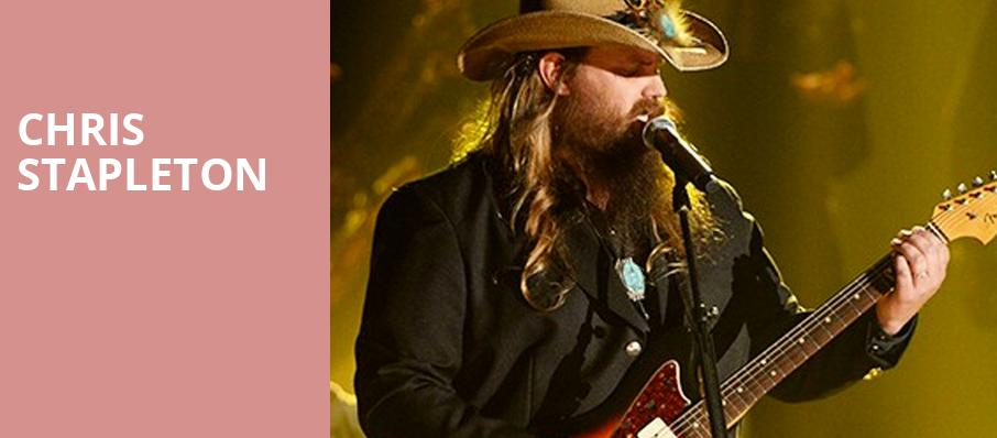Chris Stapleton, North Charleston Coliseum, North Charleston