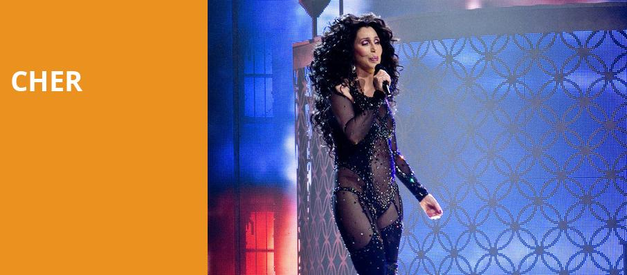 Cher, North Charleston Coliseum, North Charleston