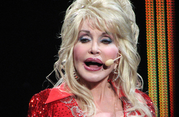 Dolly Parton, North Charleston Coliseum, North Charleston