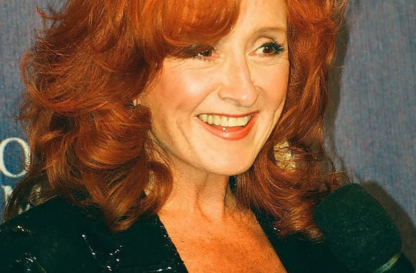 Bonnie Raitt, North Charleston Performing Arts Center, North Charleston
