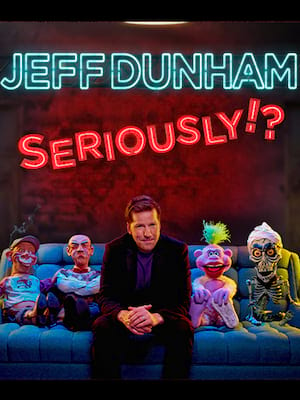 Jeff Dunham, North Charleston Coliseum, North Charleston