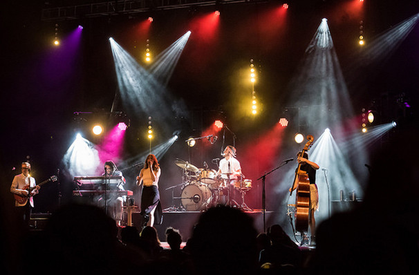 Lake Street Dive, Music Farm, North Charleston