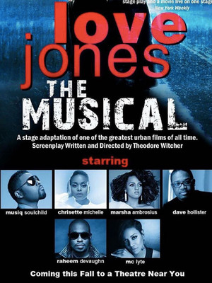 Love Jones The Musical, North Charleston Performing Arts Center, North Charleston