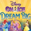 Disney On Ice Dream Big, North Charleston Coliseum, North Charleston